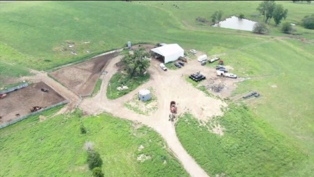 Farm in Braymer, Missouri where missing Deimel brothers did business 2