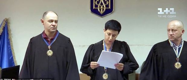 Judge Galina Bondarenko [center] 1.JPG