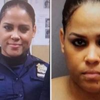 'Cop with sticky fingers,' NY Police sergeant, Eva Y. Pena, busted for shoplifting at Macy's