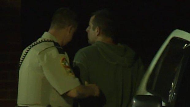 Bruce Lynch arrest 1