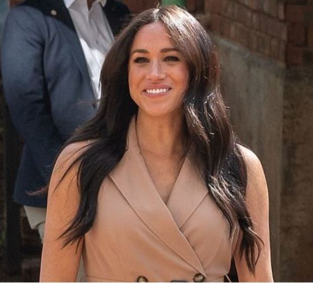 Meghan Markle in South Africa 1