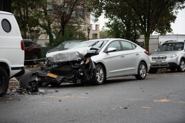 Noelia Mateo's crashed car 1.jpg