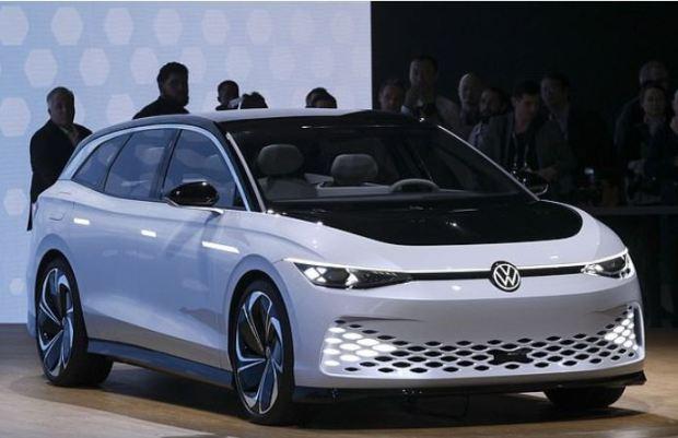 Volkswagen ID Space Vizzion 1