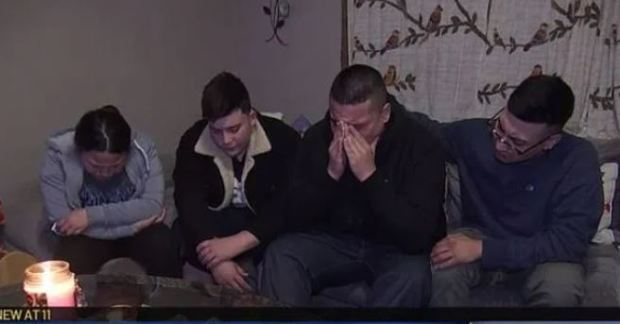 Joe Melgoza'is brothers grieve after his murder 2.JPG