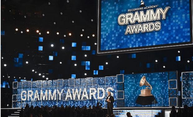 Grammy Awards stage 1
