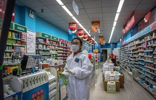 Wuhan covid-19 photos 1