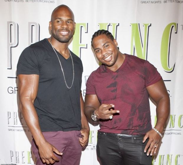 Shad Gaspard [left], and JTG [right] 1