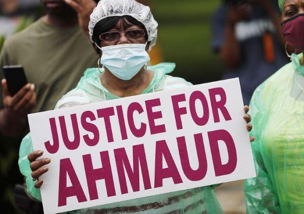 Justice 4 Ahmaud Arbery 1