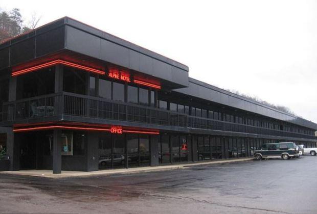 Alpike Motel in Ivel, Kentucky 1