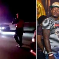 RIP! Rapper Lil Marlo, 30, is shot dead while driving in a 'targeted' attack on downtown highway in Atlanta