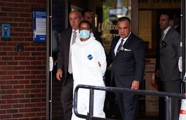 Tyree Devon Haspil arrested 1
