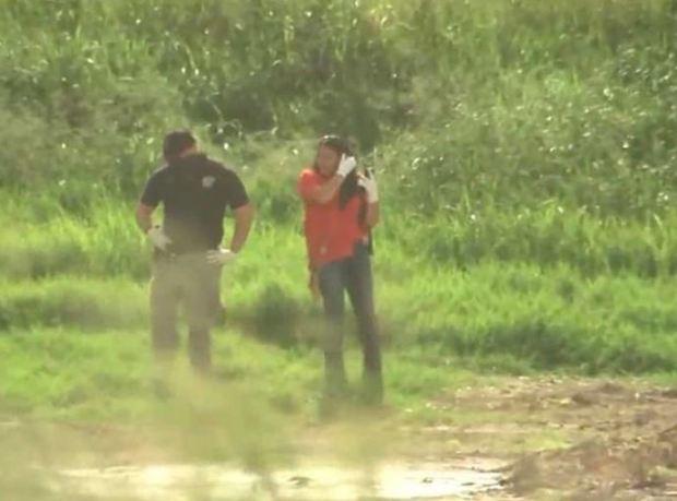 Investigators search area where Melissa Banda's body was found in Hidalgo Cnty, TX 1