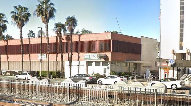 Los Angeles Sherrif's office