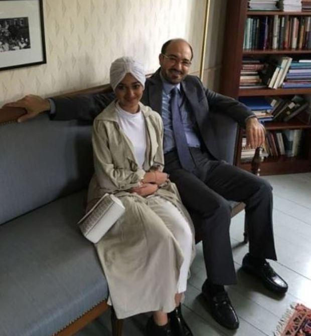 Saad Aljabri and his daughter Sarah 1