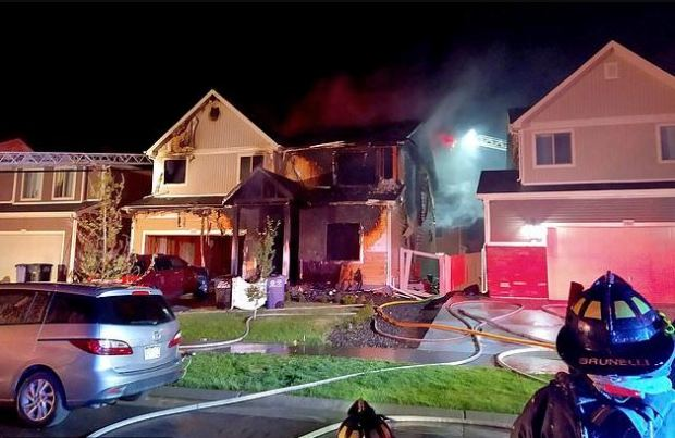 Targeted Arson at Denver home of African immigrants 5