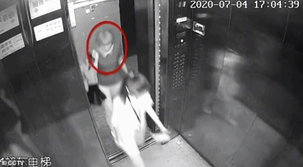 Woman caught on CCTV one last time before she was murdered 1