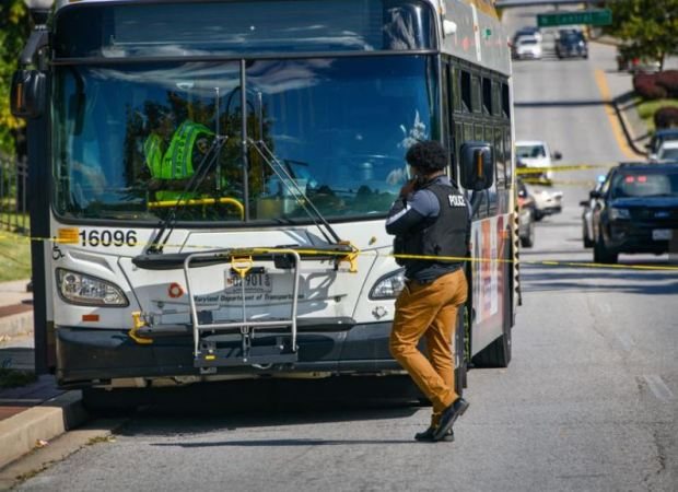 Male Female Suspects Arrested In Killing Of Baltimore Mta Bus Driver Marcus Parks Who Was Shot After He Refused To Let Gunman Board Then Gave Chase When Killer Snatched His Bag Apply to delivery driver, operator, police officer and more! baltimore mta bus driver marcus parks