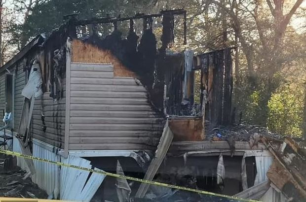 This image has an empty alt attribute; its file name is Burnt-trailer-where-Kristina-Jones-body-was-found-on-Dec-26-2020.-Ashley-Henley-was-found-shot-dead-on-the-same-property-six-months-later-2.jpg