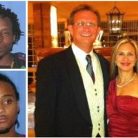 Louisiana healthcare millionaire, Lawrence Handley, faces 35 years in jail after admitting to kidnap plot against ex-wife which unraveled when the kidnappers drowned fleeing police, with the hostage in the back of their van
