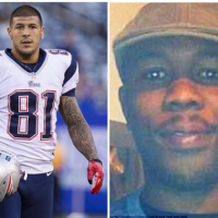 "Aaron Hernandez 'murdered Odin Lloyd to keep his bisexuality a secret after the victim teased him about being a ""schmoocher""'"
