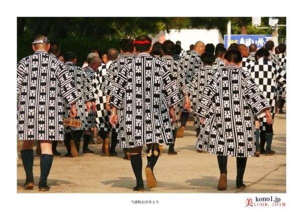 祇園山笠お汐井とり13