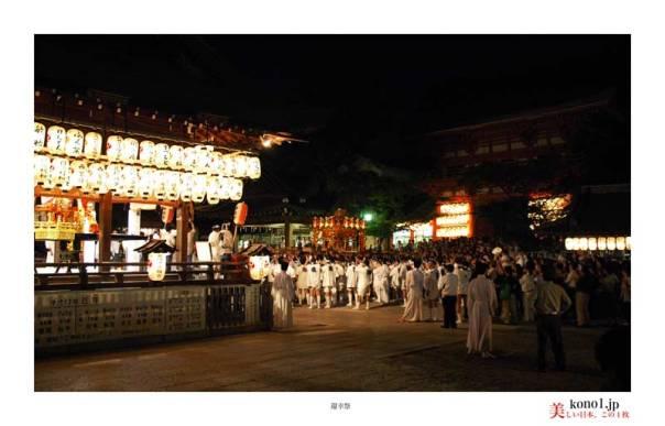 還幸祭:八坂神社07
