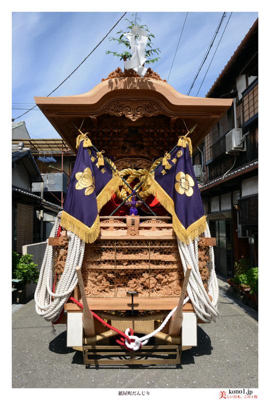 岸和田だんじり祭100