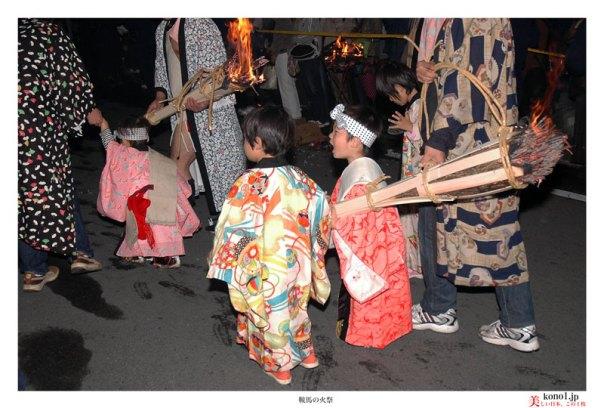 鞍馬の火祭324