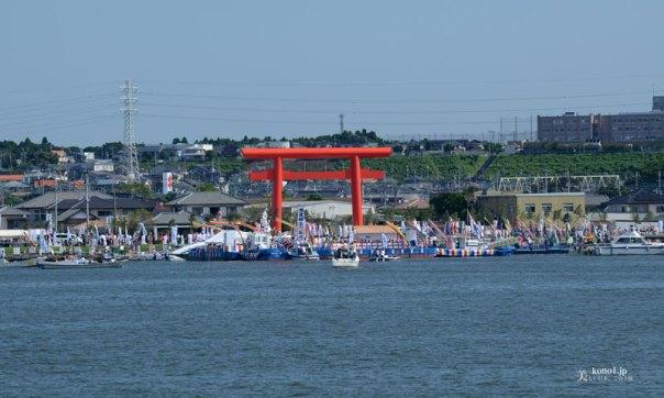 鹿島神宮 2014年御船祭 12年に一度の式年祭