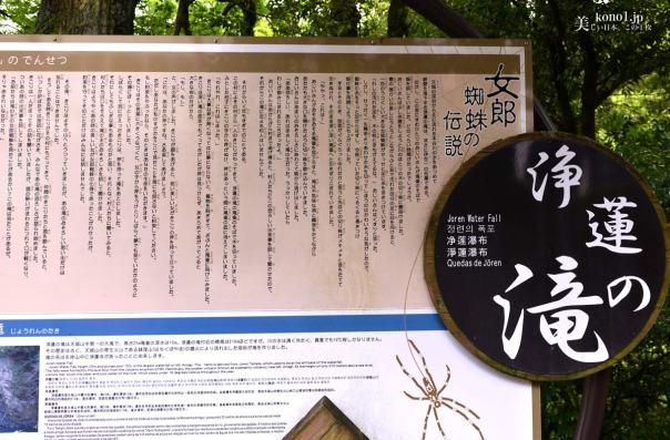 伊豆 天城越え 浄蓮の滝 伊豆の踊子 川端康成 石川さゆり 女郎蜘蛛の伝説