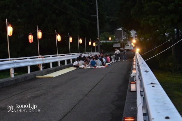 松上げ 福井県 小浜市 和多田地区
