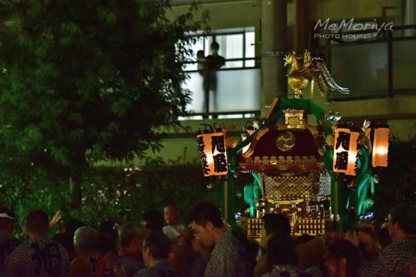蕨祭 和楽備神社 旭睦