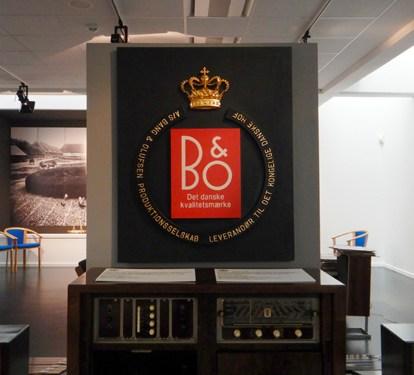 B&Oミュージアム