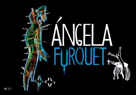 Ilustración para el artículo sobre el disco de Ángela Furquet, 'De sol a son'