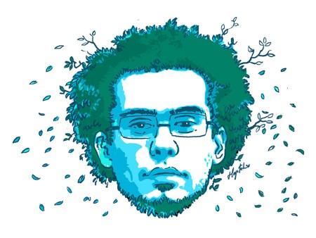 Discos ecológicos contra el cambio climático - Fabian Almazan