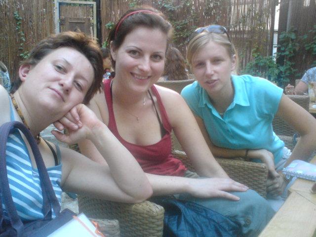 Justyna, Beata i Agnieszka