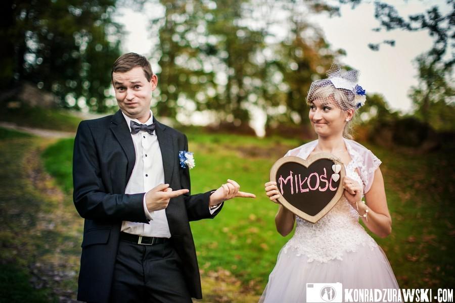 zdjęcia ślubna