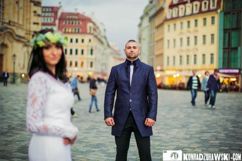 I nagle pojawia się pan młody... | Konrad Żurawski