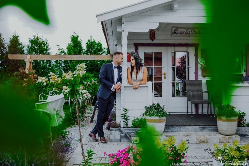 Zakochani są wśród nas - Kinga i Tomasz. Fotografia ślubna Zgorzelec | Konrad Żurawski