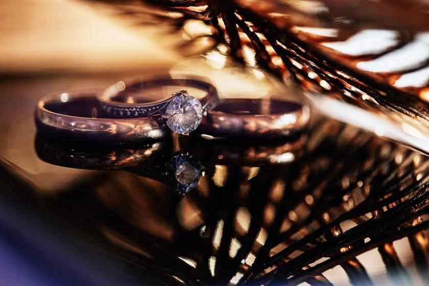 Zdjęcia ślubne-obrączki