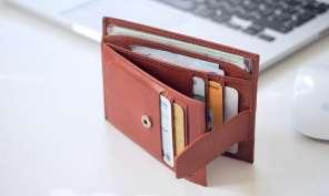 Die Kavaj Munich Brieftasche   Foto: konsensor.de