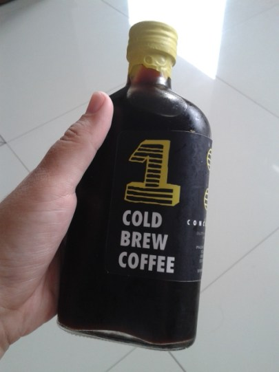 Cold Brew Coffee Seniman Coffee