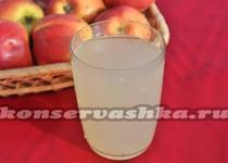 Свекольно-яблочный сок на зиму