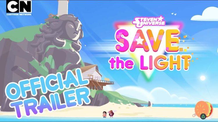 Steven Universe: Save the Light