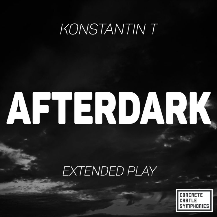 """""""Afterdark"""" EP Cover"""