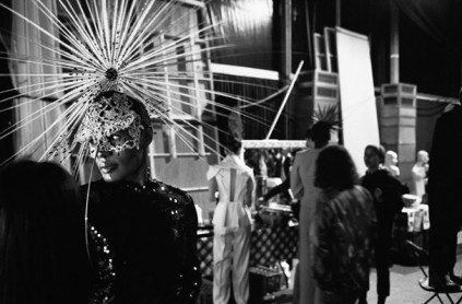 Philip Treacy by Kevin Davies