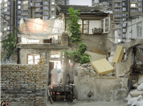 Peter Bialobrzeski: Nail Houses Or the Destruction of Lower Shanghai