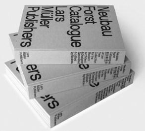 Neubau: Forst Catalogue - Urban Tree Collection for the Modern Architect & Designer