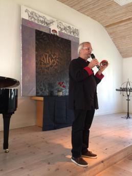 Konst och tro 2017, Skillinge Missionshus