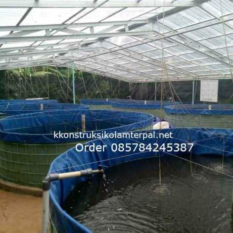 pusat penjualan kolam terpal bulat Bandar Lampung